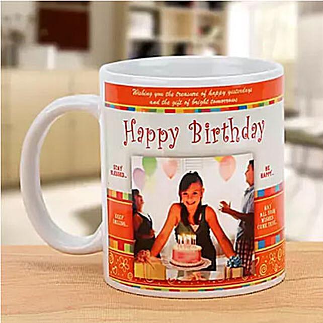 Personalized Happy Birthday Mug Send Gifts To Australia