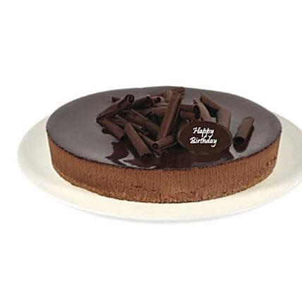 Chocolate Cheesecake: Cake Delivery In Adelaide