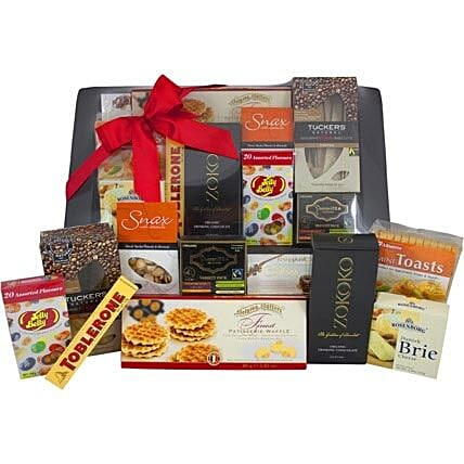 Gourmet Platter: Send Friendship Day Gifts to Australia