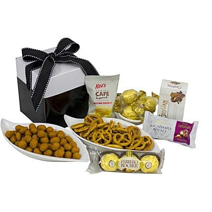 MINI INDULGENCE SWEET N SAVOURY: Send Friendship Day Gifts to Australia