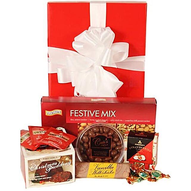 Deck The Halls Christmas Hamper: Send Christmas Gifts to Australia