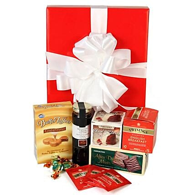 North Pole Christmas Hamper: Send Christmas Gifts to Australia