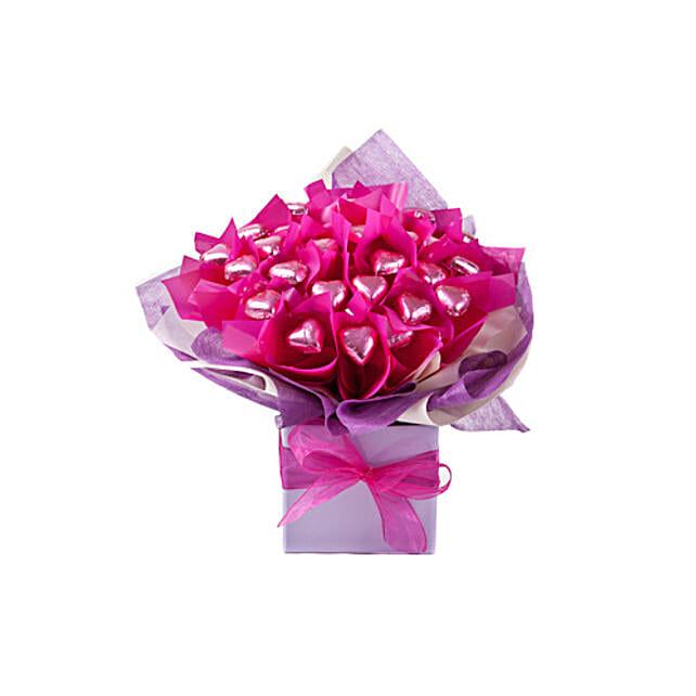 Happy Heart Chocolate Box: Gift Baskets to Australia