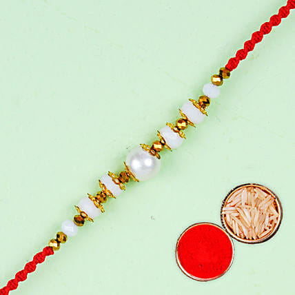 Traditional Design Rakhi: Send Rakhi to Australia from India