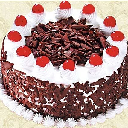 Sublime Black Forest Cake Send Cakes To Canada