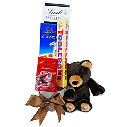 Beary Special Gift: Send Promise Day Gifts to Canada