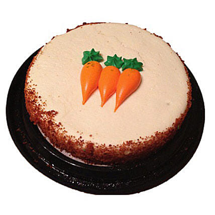 Carrot Cake Half Kg: Send Mothers Day Cakes to Canada