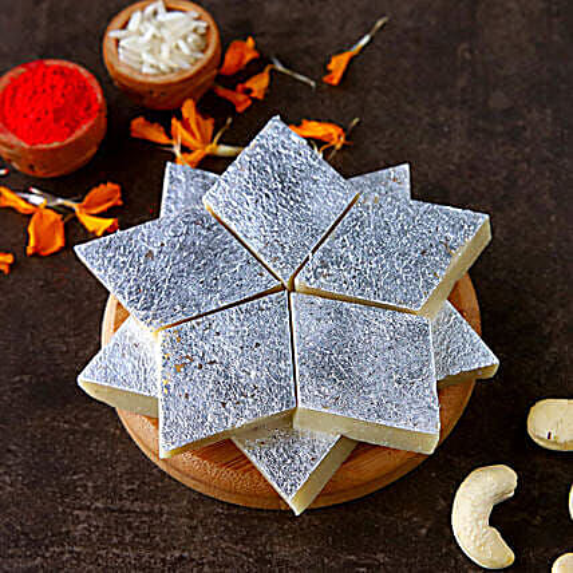 Kaju Katli: Karva Chauth Gifts in Canada
