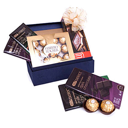 Two Sides Of A Coin: Chocolate Gift Baskets in Canada