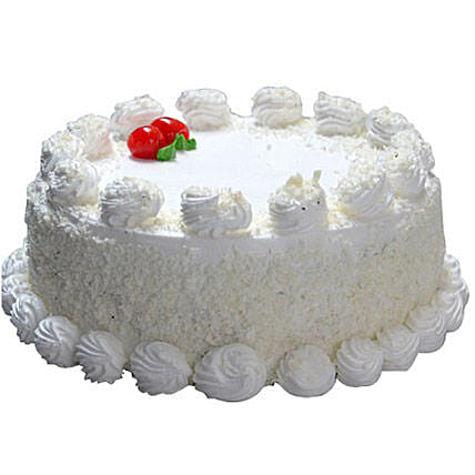 Vanilla Cake One And Half Kg: Mother's Day Cakes in Canada