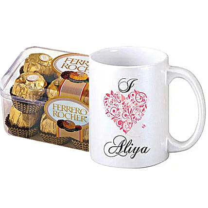Personalised Greeting Of Sweet Romance: Anniversary Gifts in Calgary