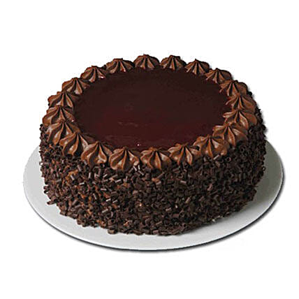 Chocolate Cake 1KG: Send Corporate Gifts to Canada