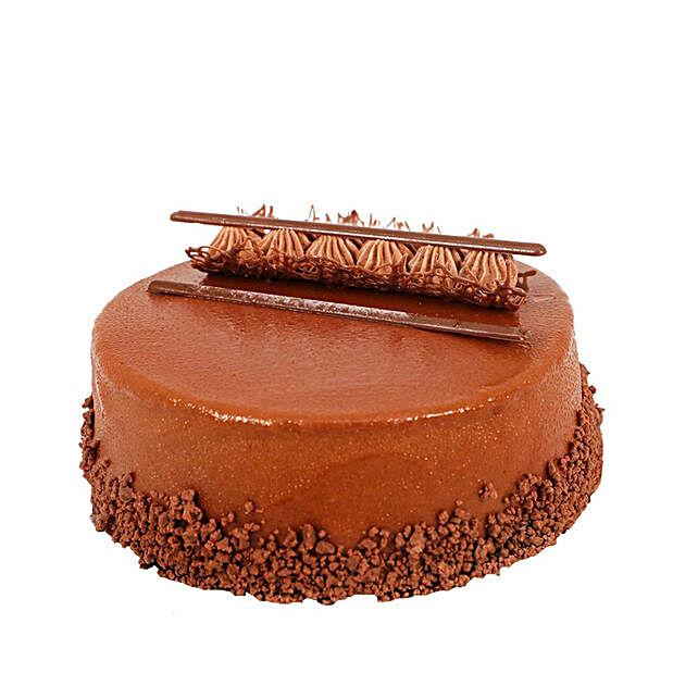 Milk Chocolate Symphony: Send Cakes to Canada