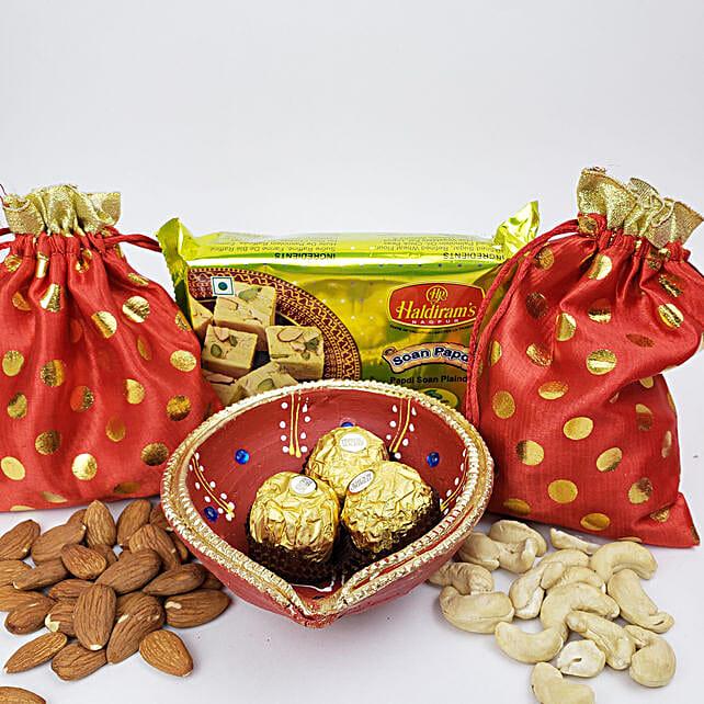 Diwal Diya Special Hamper: Diwali Gifts to Brampton