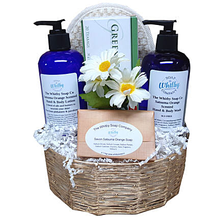 Pamper Me: Gift Baskets Delivery Canada