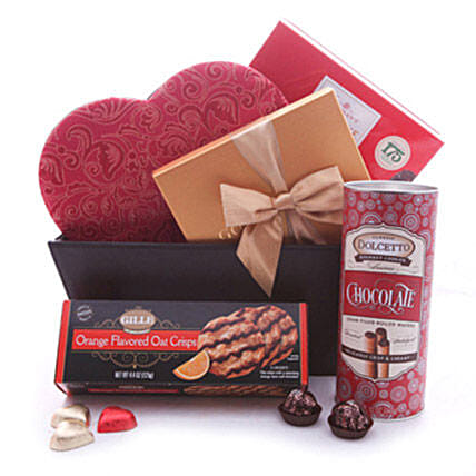 Chocolaty Surprise: Gifts Baskets to Canada