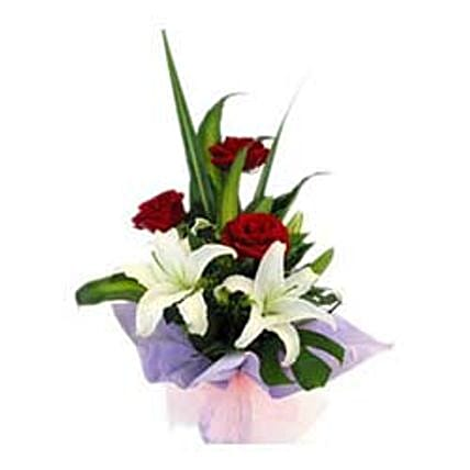 Hello CIN: Send Valentines Day Flowers to China