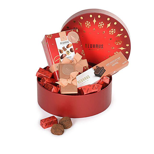 Neuhaus Christmas Chocolate Box: