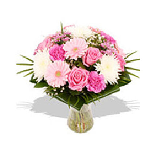 Secret Valentine Bouquet: Send Gifts to France