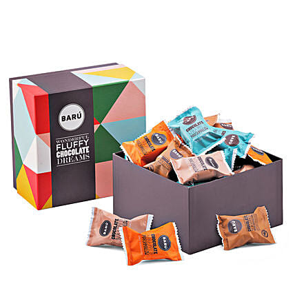 Baru Sweet Chocolate Marshmallow Gift Box: Send Christmas Gifts to Germany