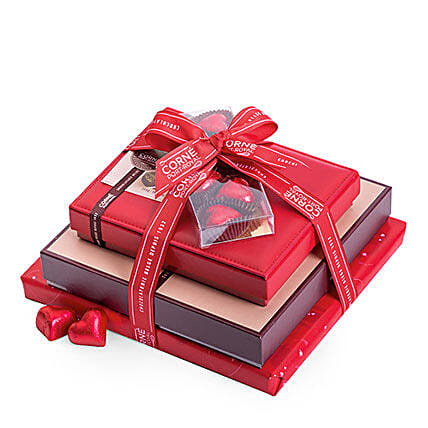 Corne Port Royal Chocolate Boxes: Women's Day Gift Delivery in Germany