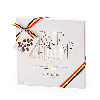 Neuhaus Taste Of Belgium Giftbox: Thank You