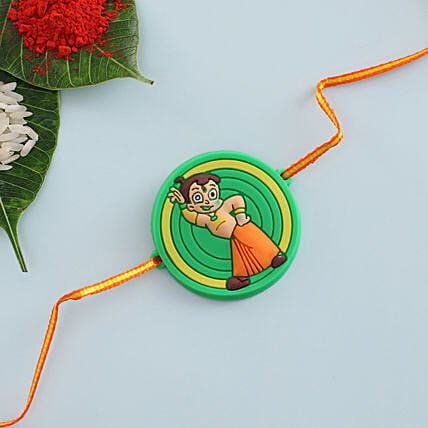 Chota Bheem Cartoon Rakhi:
