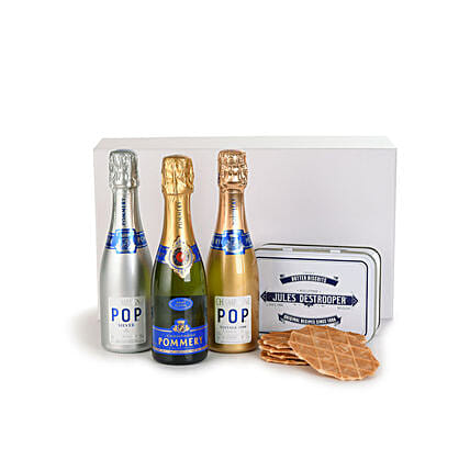 Pommery Champagne Luxury: Send Gifts to Hungary