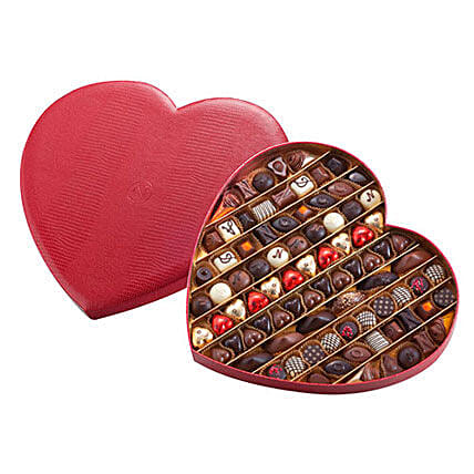 Hearty Neuhaus Assorted Chocolate Box:
