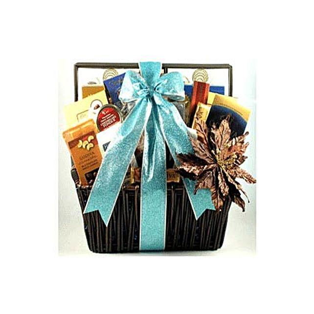 Cocoa Cornucopia: Gift Baskets to Indonesia