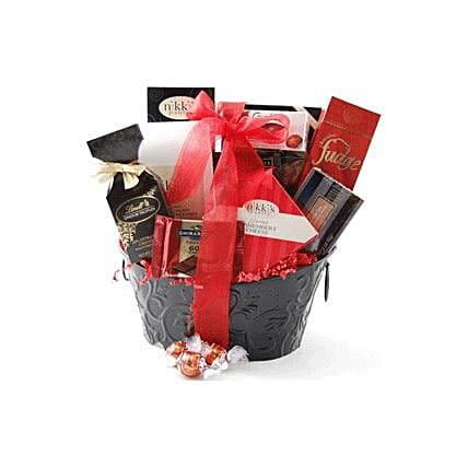 Joy of Chocolate: Gift Baskets in Indonesia