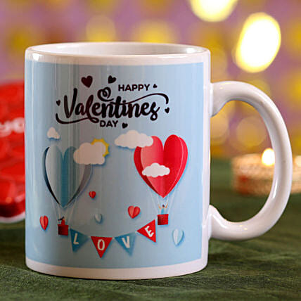 Mug For Valentines Day: Send Valentines Day Gifts to Ireland