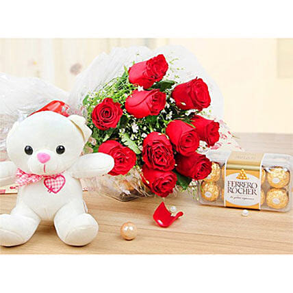 Temptation Of Love: Send Valentines Day Gifts to Kuwait