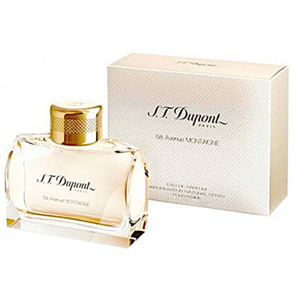 St Dupont 58 Avenue Montaigne Womens Perfume: