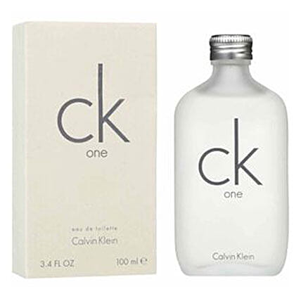 Ck One By Calvin Klein For Men Edt 100Ml: Thank You Gifts to Kuwait