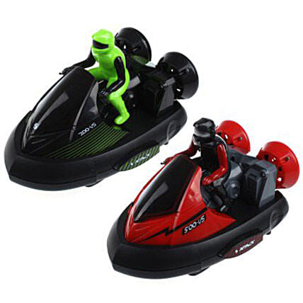 4 Channel Remote Control Bump Cars: Kids Toys & Games