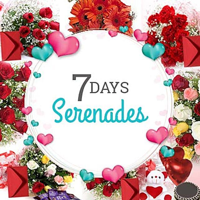 7 Days Valentine Week full of Love: Serenades