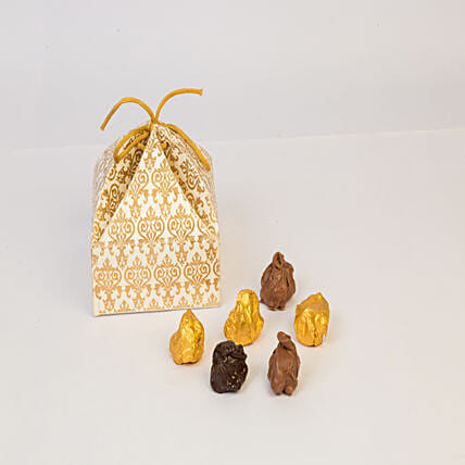 Almond Rocks In Beautiful Box: Dry Fruits