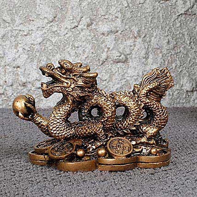 Auspicious Feng Shui Dragon Statue: Feng Shui Gifts