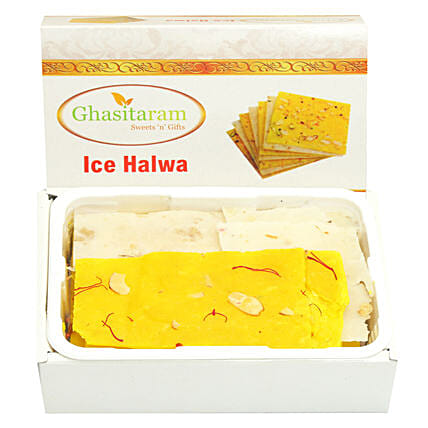 Bombay Ice Halwa Box: Sweets Delivery