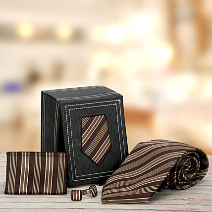 Brown Stripped: Unique Gifts