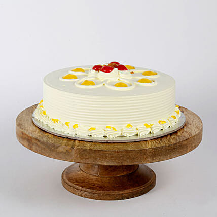 Butterscotch Cake: Eggless Cakes for Birthday