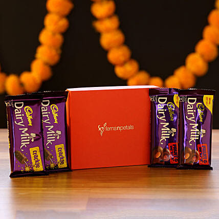 Cadbury Chocolate Box: