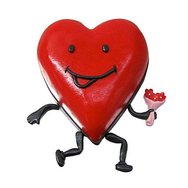 Chocolate For Lovers: Cartoon Cakes