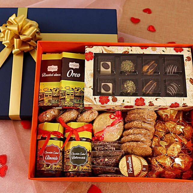Chocolates Delightful Hamper Box: Gift Hampers