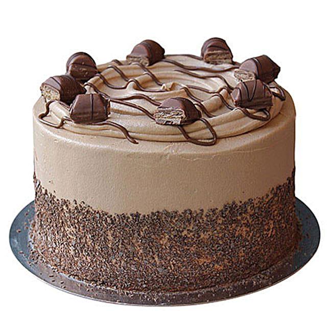 Coffee Cream Cake: Coffee Cakes