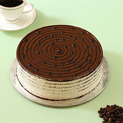 Coffee Swirl Cake: Coffee Cakes