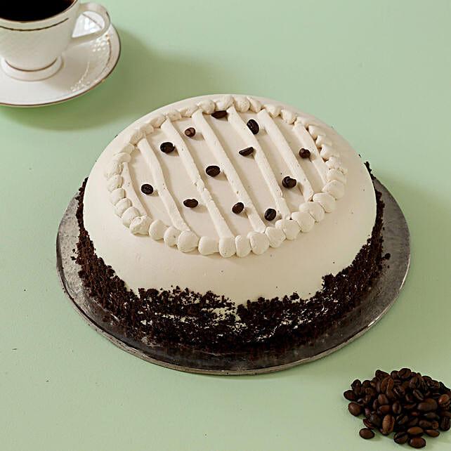 Creamy Coffee Cake: