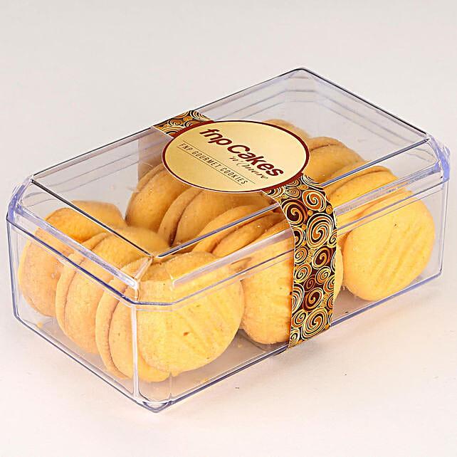 Custard Cookie Box: Gourmet Gifts