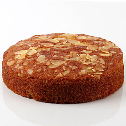 Delicious Almond Dry Cake- 500 gms: Birthday Cakes